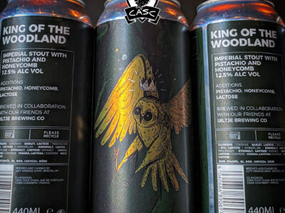 LHG x Uiltje Brewing King Of The Woodlands 1