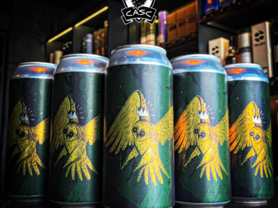 LHG x Uiltje Brewing King Of The Woodlands