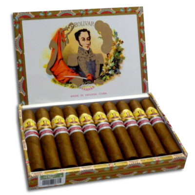 Bolivar Belgravia Box Of 10 Cigars