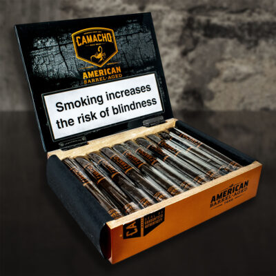 Camacho American Barrel Aged Box Of 20 1