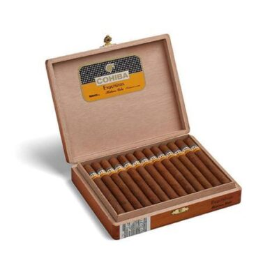 Cohiba Exquisitos Varnished Box