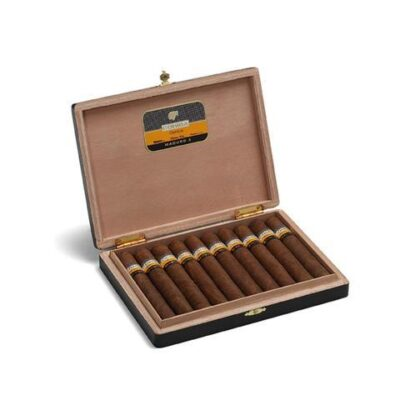 Cohiba Genios Dark Varnished Box 10