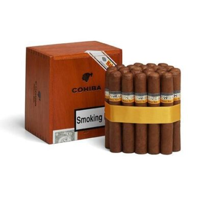 Cohiba Robustos Varnished Slb