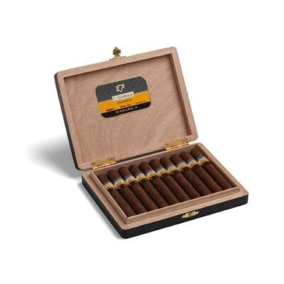 Cohiba Secretos Dark Varnished Box 10