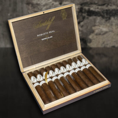 Davidoff Robusto Real Especiales Limited Edition 2019 Box Of 10 1