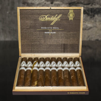 Davidoff Robusto Real Especiales Limited Edition 2019 Box Of 10 2