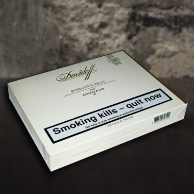 Davidoff Robusto Real Especiales Limited Edition 2019 Box Of 10