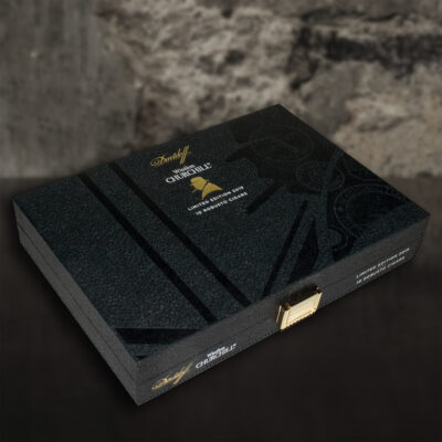 Davidoff Winston Churchill The Traveller Limited Edition 2019 Box Of 10 1
