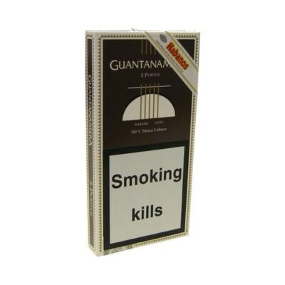 Guantanamera Puritos Carton Packs
