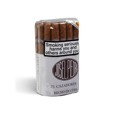 Jose L. Piedra Cazadores - Pack of 25