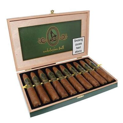 La Flor Dominicana Andalusian Bull Box Of 10