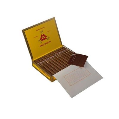 Montecristo Churchill Añ Ejados Box Of 25