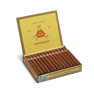 Montecristo No 1 Box Of 25