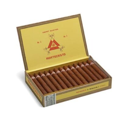 Montecristo No 2 Box Of 25