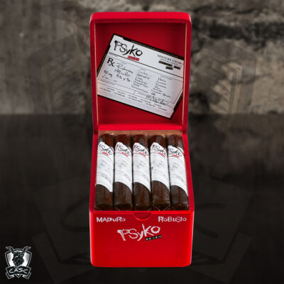 PSyKo Seven Maduro Robusto Box of 20