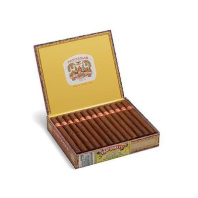 Partagas Lusitanias Box Of 25S