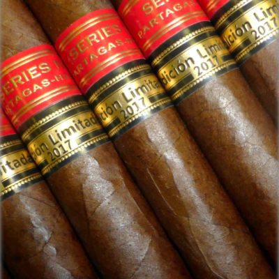 Partagas Series No 1 Edicion Limitada 2017 Box Of 25