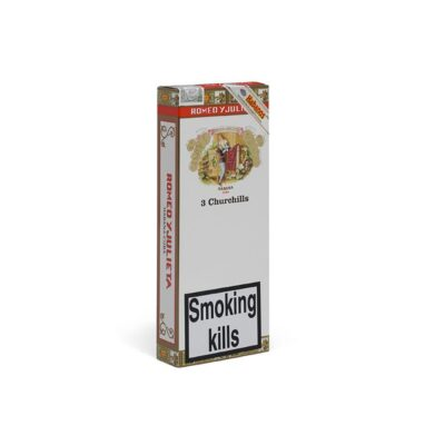 Romeo Y Julieta Churchills Pack Of 3