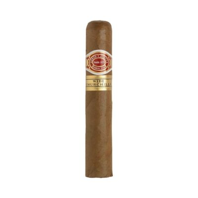 Romeo Y Julieta Wide Churchill Box Of 25 Single