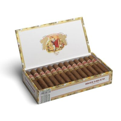 Romeo Y Julieta Wide Churchill Box Of 25