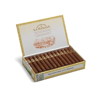 San Cristobal de la Habana La Fuerza - Box of 25
