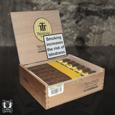 Trinidad Esmeralda Cigar Box of 12