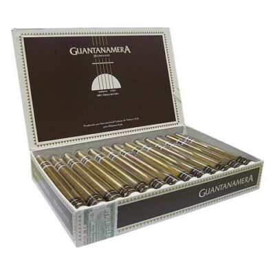 Guantanamera Cristales Box Of 25