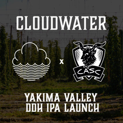 Cloudwater Yakima Valley Ddh Ipa Launch