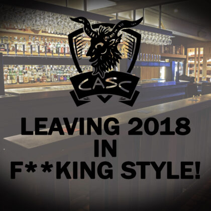Leaving 2018 In Fucking Style