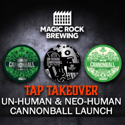 Magic Rock Tap Takeover June2018