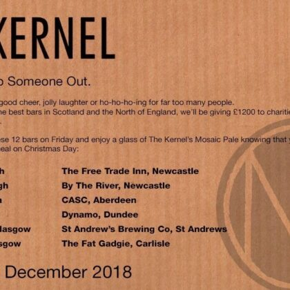 The Kernel Homeless Charity
