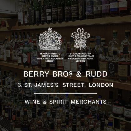 Whisky Mash Festival Exhibitor Berry Bros Rudd