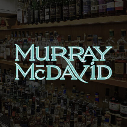 Whisky Mash Festival Exhibitor Murray McDavid
