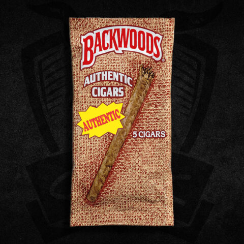 Backwoods Authentic Cigars Pack of 5