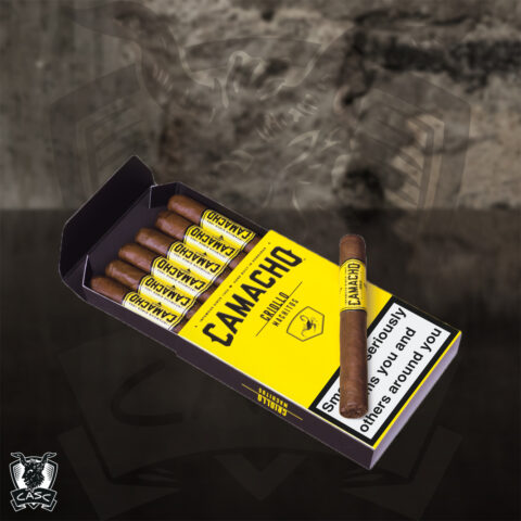 Camacho Criollo Machitos Pack of 6