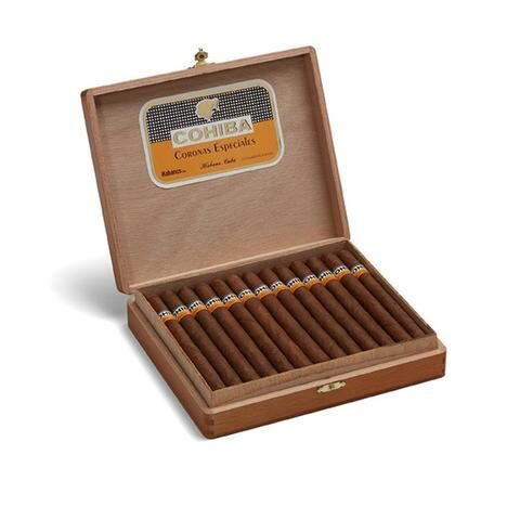 Cohiba Coronas Especiales Varnished Box