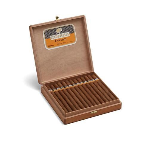 Cohiba Lanceros Varnished Box