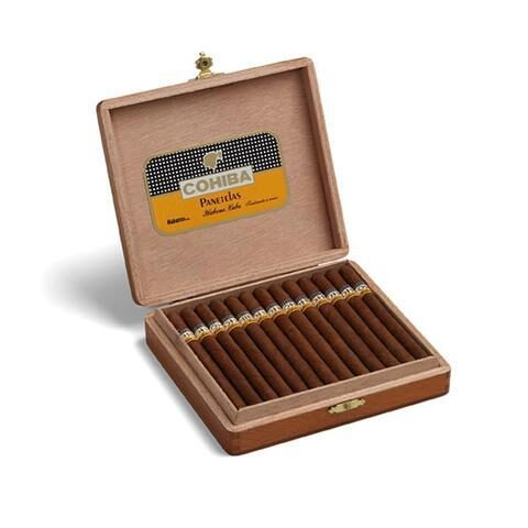 Cohiba Panetelas Varnished Box 25
