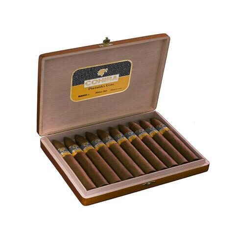 Cohiba Piramides Extra Varnished Box