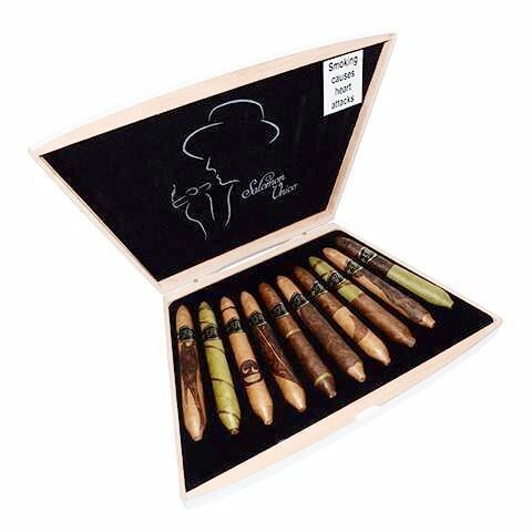 La Flor Dominicana Salomon Unico Box Of 10