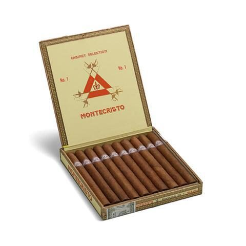 Montecristo No 1 Box Of 10
