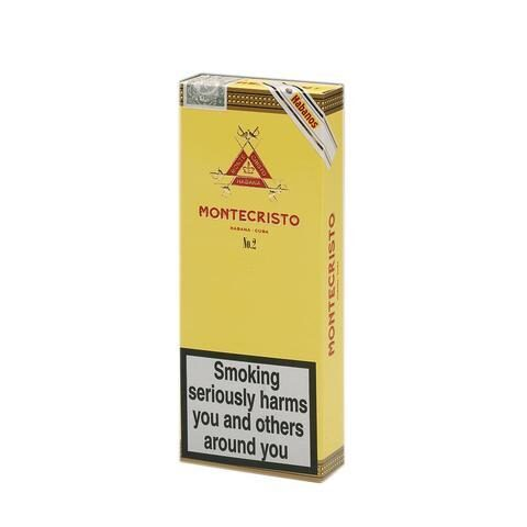 Montecristo No 2 Pack Of 3
