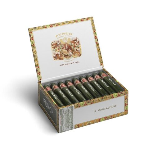 Punch Coronations - Box of 25