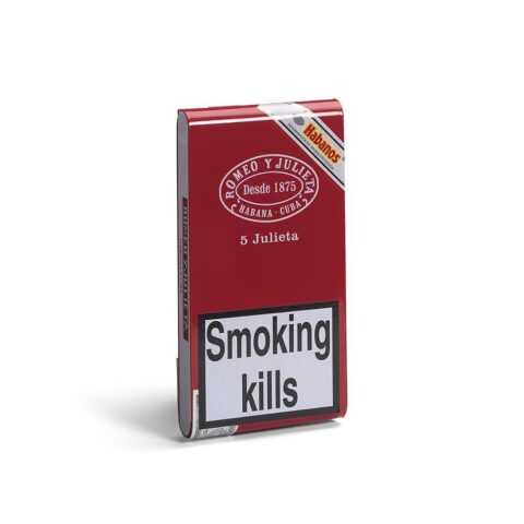 Romeo Y Julieta Julietas Pack Of 5