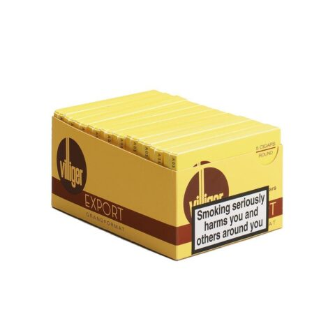 Villiger Export Round Pack Of 5