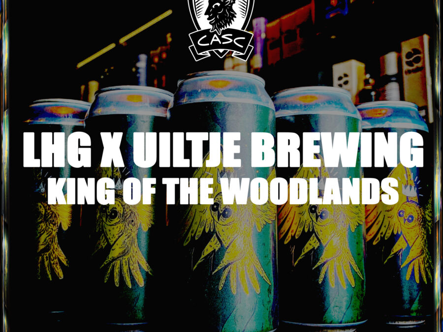 LHG x Uiltje Brewing King Of The Woodlands 2